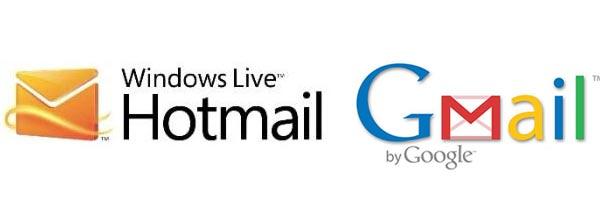 ¿Quiere hotmail que los usuarios se pasen a gmail? hay algo extraño