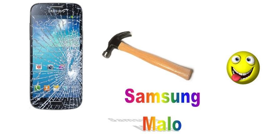Nunca te compres un móvil Samsung