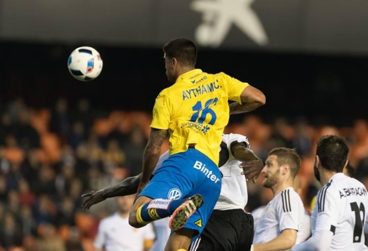 La U.D. Las Palmas se jugará el pase a semifinales en el Gran Canaria