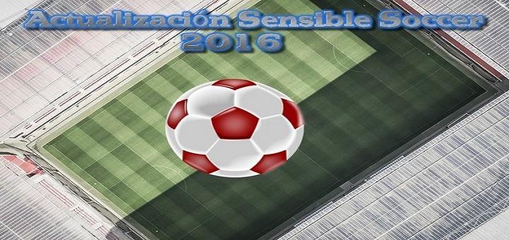 La actualización del Sensible Soccer, el mítico juego de los 90's