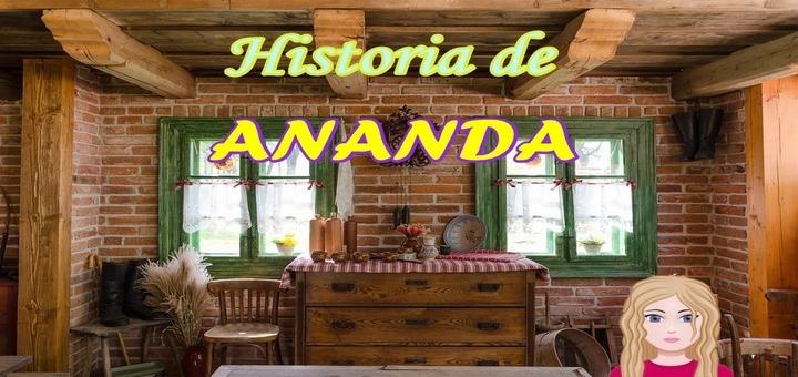 Historia de Ananda