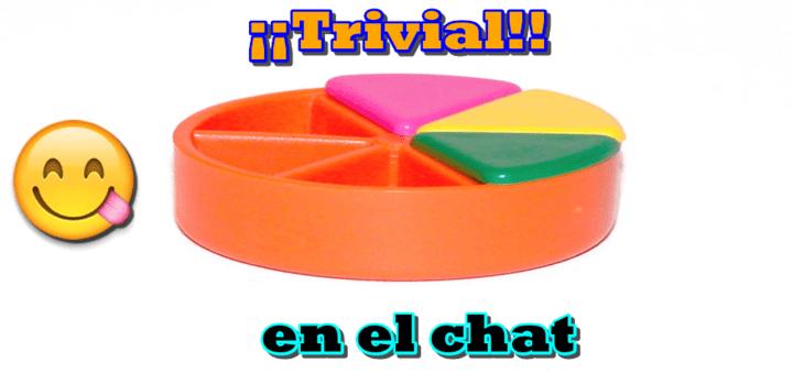 Trivial en la sala de chat IRC de Rizon
