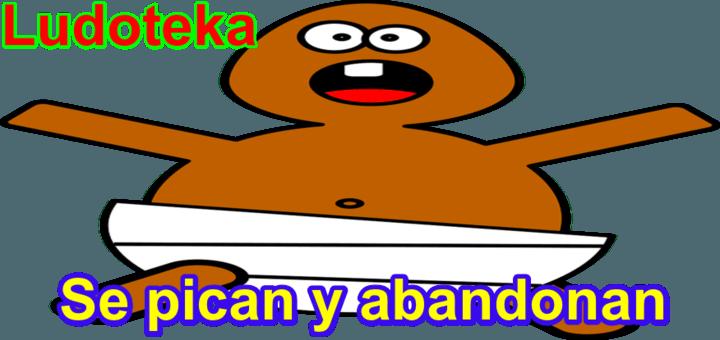Los usuarios picados en las partidas de ludoteka.com (Juego pocha)