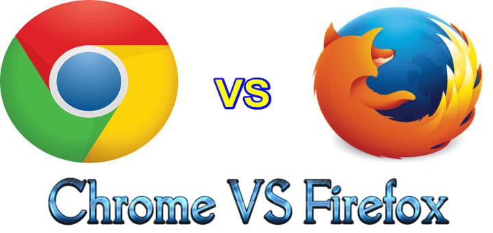 Google Chrome VS Mozilla Firefox (breves ventajas y desventajas)
