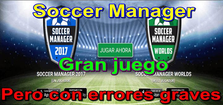 SoccerManager – Gran juego de fútbol online