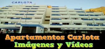 Fotos y vídeos de los apartamentos u hotel Carlota – Puerto Rico – Gran Canaria – España