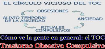 Cómo ve la gente el TOC (El Trastorno Obsesivo Compulsivo) – Audio – Vídeo