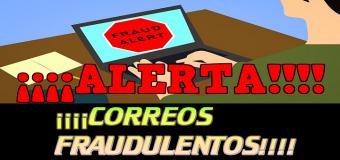 Correo fraudulento sobre el dominio (Phising informático) – Estafas en la red