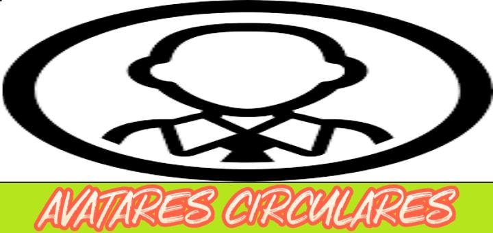 Avatares circulares en todos lados