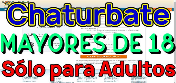 Chaturbate, otro chat webcam de adultos como negocio