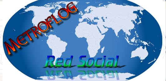 "Homenaje a la ""red social"" Metroflog"