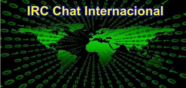 Se reanuda el chat IRC de Chat Internacional