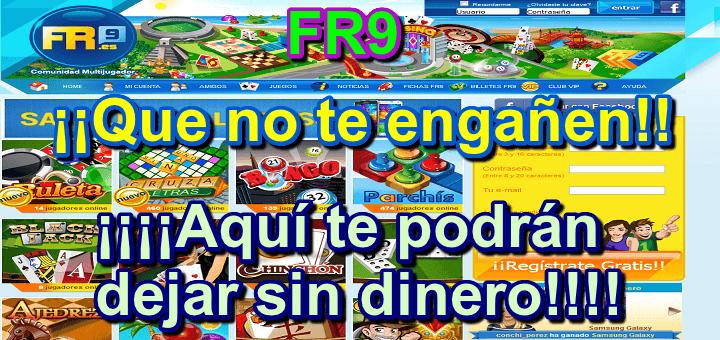 Los terribles precios de la web de juegos multijugador FR9. ¿Pertenece a los mismos de Mundijuegos?