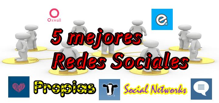 Top 5 mejores apps para crear redes sociales propias – Top 5 best own Social Networks