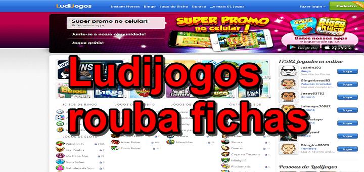 Ludijogos burla, fraude em os jogos – (Artigo em português)