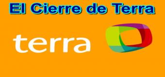 Terra cerró sus puertas el 31 de mayo (terra.es, terra.com)