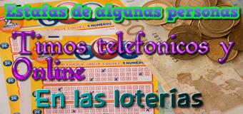 Estafas de las loterías o quinielas – Fraude de las peñas al estilo grupo lotto