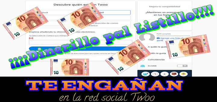 Twoo, una red social con ofertas engañosas – Precios de estafa – Vídeo de demostración