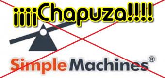 El sistema asquerosamente malo y chapuza de los foros SMF (Simple Machines Forum)