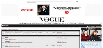 Mi opinión sobre el cierre del Foro de Vogue después de 8 años de acoso a una usuaria