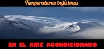 Aire acondicionado extremo