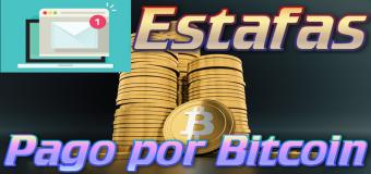 Estafas por email amenazantes exigiendo pago por bitcoin – Fraude