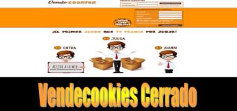 ¿Vendecookies se ha reído de sus clientes? – Ya no existe
