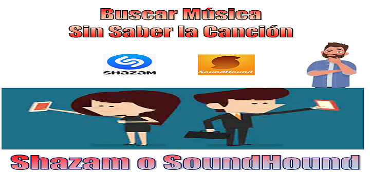 Shazam o SoundHound ¿Cuál es mejor app?