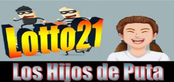 Lotto21, otra estafa telefónica mas