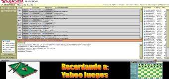 Recordando a: Yahoo juegos (Yahoo Games)