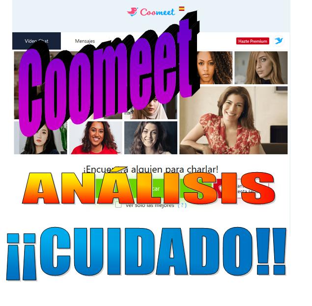 📹 Coomeet – ¿Videochat Aleatorio Estafa?