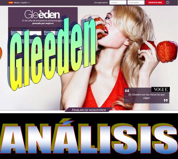 🔍 Gleeden – Analizando si es una estafa o es limpia