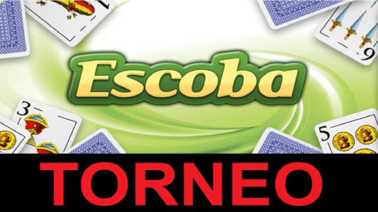 Partida Torneo de Escoba 4 participantes – Mundijuegos.com