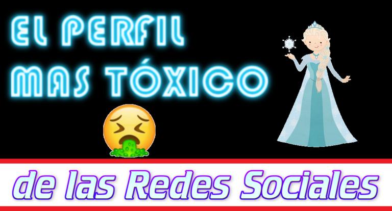 🤮 El perfil mas tóxico que he visto en una red social