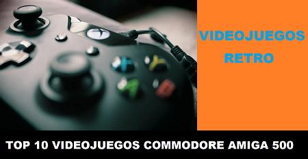 🎮 Ranking 10 de los mejores videojuegos retro de Commodore Amiga