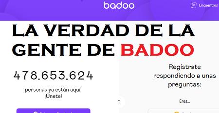 La verdad sobre la gente de Badoo
