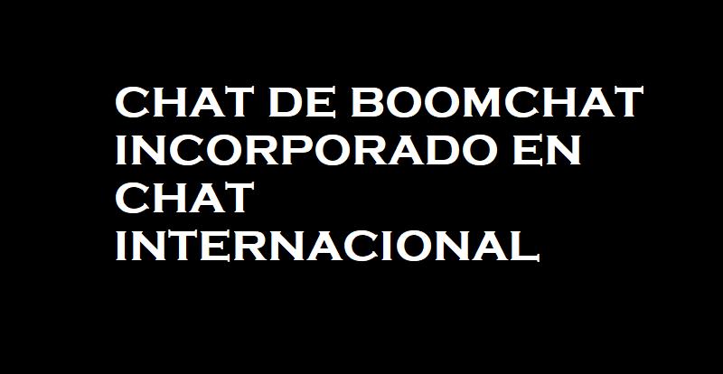 Chat de Boomchat