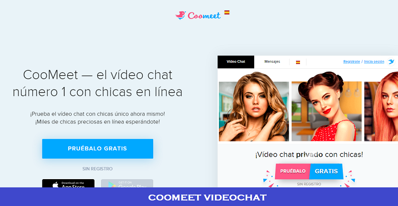 Videochat Coomeet