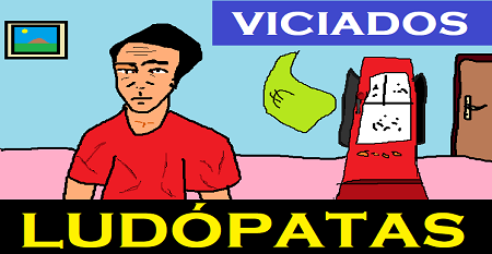 Ludopatías increíbles – Enfermos ludópatas que se arruinan y arruinan