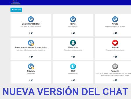 Nueva versión del chat de Codychat incorporada en Chat Internacional