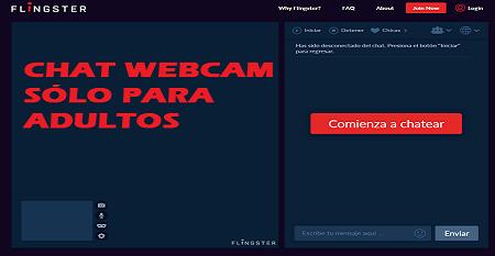 Flingster – Análisis de éste chat webcam de adultos